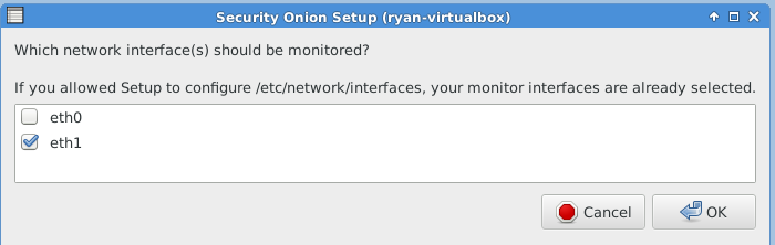 Security Onion Set Up Part 3: Configuration of Version 14 04